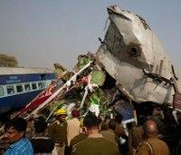 146 killed in Indian train crash; 226 injured