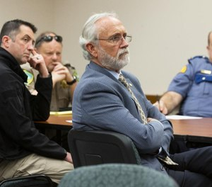 U.S. Rep. Dan Newhouse, center, listens to someone speak during a roundtable discussion with local law enforcement about missing and murdered indigenous women on Wednesday, Feb. 19. (Photo/TNS)