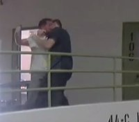 Video: Wis. kidnapper fights inmate in NM prison