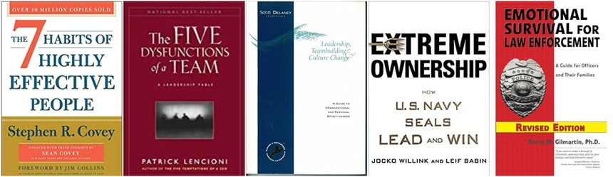 The leadership principles embodied by these authors can help teachus to focus on what's important when it's important.