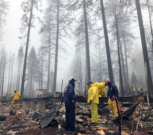 Resiliency has never been more important as firefighters have responded to disasters while falling victim themselves to violence and the loss of their homes amidst community-wide destruction.