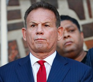 Suspended Broward County Sheriff Scott Israel still plans to run for reelection despite a continuing inquiry into his office's response to the Parkland school shooting. (Photo/AP)