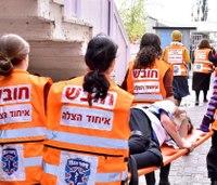 Israeli MCI drill empowers female EMTs