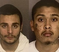 Calif. inmates who climbed through wall to escape caught