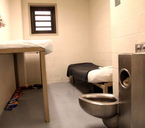 Cuyahoga County Jail will no longer issue bed sheets to certain inmates in an attempt to curb suicides. (Photo/Lynn Ischay, The Plain Dealer)