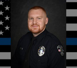 Officer Jason Shuping was killed in the line of duty December 16, 2020.