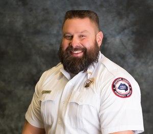 Jackson County EMS Director Jason Baker.