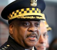Chicago police superintendent found lying in car; requests investigation