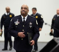 Chicago police superintendent fired weeks before retirement