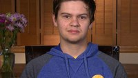 Teen who charged Colo. school gunman dreams of becoming EMT