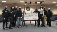 NJ boy, 8, turns hobby into fundraiser for police K-9s