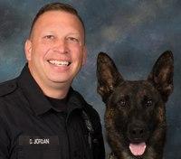 Ohio cop shot multiple times praises response of K-9 partner