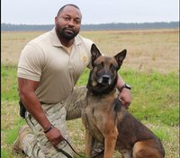 Ala. prison K-9 dies after drug raid