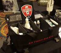 SHOT Show 2016: Creative Pet Products delivers first aid kits tailored for police, military K-9s