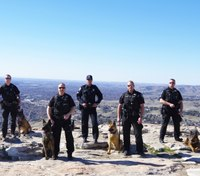 Photo of the Week: The K-9s of Boise