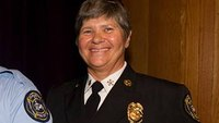 SC city's first female fire chief to step down