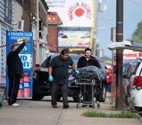 1 of 2 men in Kansas bar shooting arrested