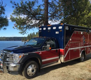 Kootenai County EMS System standardized and replaced it's fleet to build a safer ambulance for the patient and EMS providers. (Photo/KCEMSS)