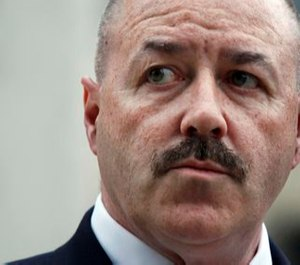 Former NYPD Commissioner Bernie Kerik was pardoned this week after a 2010 conviction for crimes including tax fraud and lying to the White House. (Photo/TNS)