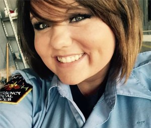 EMT Susan Elizabeth Kersey (Photo courtesy of Pafford EMS)
