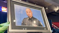 Funeral held for Ark. detective who was fatally shot