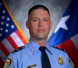 Houston Fire Department Sr. Capt. Kevin Leago died from cancer on Thursday at the age of 40. Leago is being remembered for fighting for insurance reform for firefighters with occupational cancer. (Photo/Houston Fire Department Facebook)