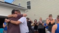 Neighbor donates kidney to Ohio cop