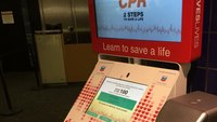 Study: Hands-only CPR training kiosks just as effective as classrooms