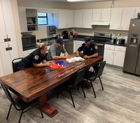 The firehouse kitchen table experience: Building connections among members