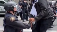 State your case: Should police officers participate in protests?