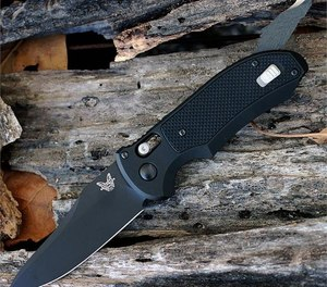 You never know when the knife in your pocket may come in handy during an emergency. (image/Benchmade Knives)