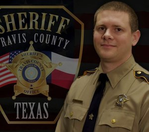 Deputy Christopher Korzilius was killed in a collision while on duty Wednesday morning. (Photo/TCSO)