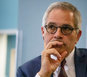 As the number of known coronavirus cases in Philadelphia rises, District Attorney Larry Krasner says his office is revising bail and sentencing policies. (Photo/TNS)