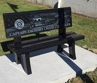 Memorial unveiled for fallen Ky. firefighter