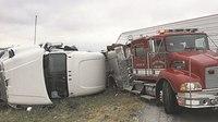 Ky. fire chief recounts harrowing fire truck crash