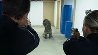 N.C. police open 'state-of-the-art' de-escalation training facility