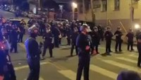 LAPD deals with chaotic night after Dodgers World Series victory