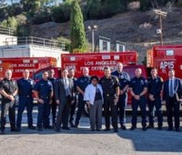 LAFD partners with hospitals to expand advanced response program