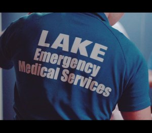 "Clermont resident Shabiah Gordon calls himself a ""Walking Miracle."" (Photo/ Lake EMS)"