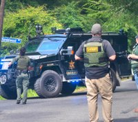 La. deputy wounded, gunman dead after 6-hour manhunt