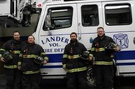 Lander, Pa. volunteer fire department. (Photo/Wikimedia)
