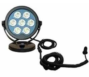 The LED10W-70-M LED Light Emitter is ideal for a wide variety of uses including equipment, vehicle, military, law enforcement and industrial manufacturing applications. (Photo courtesy of Larson Electronics)