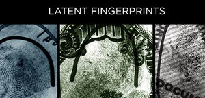 Fingerprints left at a crime scene – so-called latent prints – are often partial, distorted and smudged.