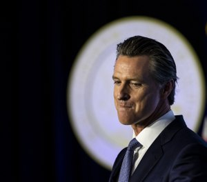 Gov. Gavin Newsom has argued privately-run prisons and detention centers create incentives for greater incarceration rates. (Photo/TNS)
