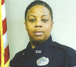 Officer Bronelle Barrett Lee became unresponsive while on duty. (Photo/CPD)