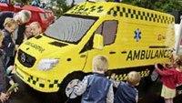 All LEGO Falck Ambulance unveiled at LEGOLAND