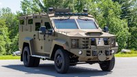 SC Sheriff: Newly purchased armored vehicle saved lives during standoff