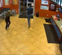 Video: While on date, married off-duty LEOs stop masked robber