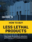 How to buy less lethal products (eBook)
