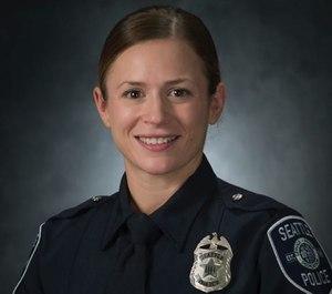 "Seattle Police Officer Alexandra ""Lexi"" Harris"